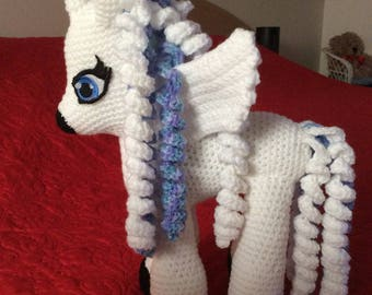 Unicorn is completely handmade with passion