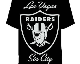 Las Vegas Raiders Sin City