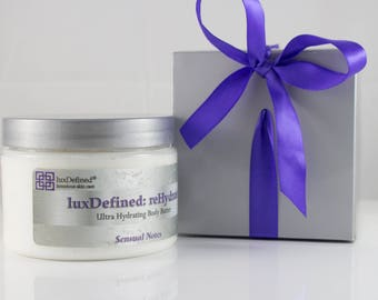 luxDefined: reHydrate Body Butter