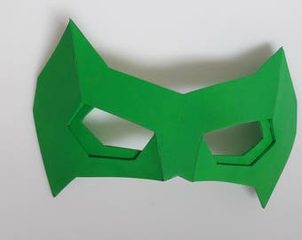 Robin/Nightwing cosplay mask / DC / EVA foam