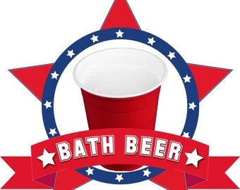 Bath Beer Novelty Bath Bomb