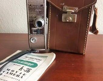 1940's Keystone K-36 Movie Camera