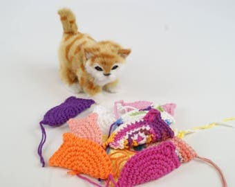 Cat Toy with Jingle Bell