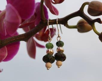 "Jewelry Crystal healing, BO ""Spirituality and grounding"""