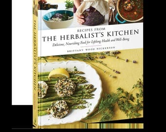 Signed Copy Recipies From the Herbalist's Kitchen