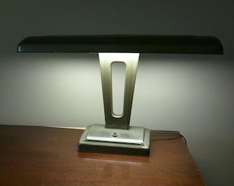 Flourescent desk lamp from 1960's