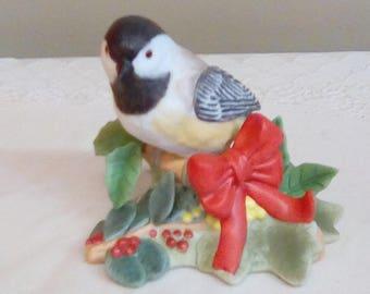 Lenox Christmas Chickadee