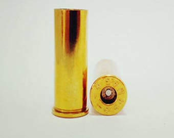 44 Magnum Once Fired Brass For Sale Cleaned/Deprimed. Free Shipping. Pkg of 100/200