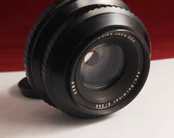 Vintage Carl Zeiss Jena DDR APO-GERMINAR 360mm f/9 Large Format Lens