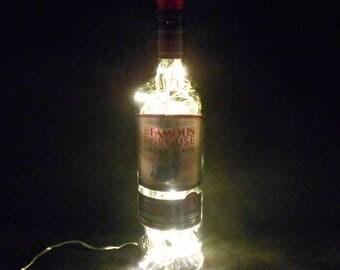 Famous Grouse Whisky Plug-In Bottle Light