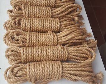 Jute Rope Floorwork Kit