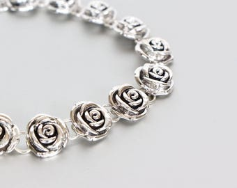 wholesale link circle silver bracelet product from chain sterling dhgate com pretty