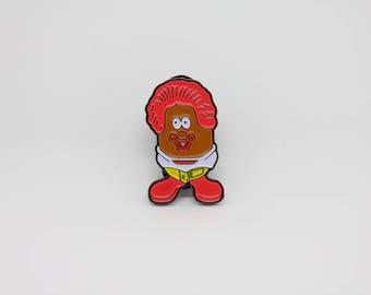 Ronald McDonald Halloween McNugget Buddies Soft Enamel Pin