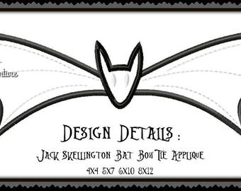 Jack skellington bat | Etsy