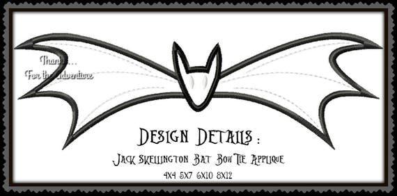 jack skellington palo arco de cosplay corbata de pesadilla