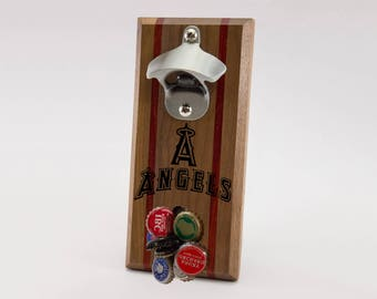 Anaheim Angels Magnetic Bottle Opener