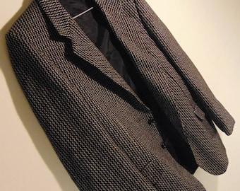 Wm.H.Leishman Blazer- Mens Blazer Vintage Tweed
