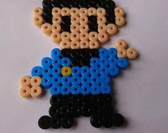 Spock live long and prosper star trek magnet