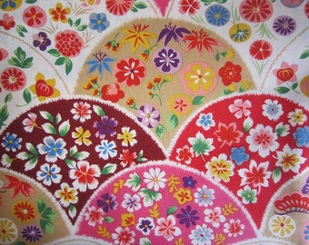 New!! KOKKA cotton 110cm x6.5m made in Japan tiny flowers