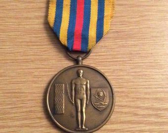 Democratic Republic of the Congo Sports Merit Medal