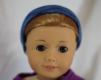 "18"" American Girl Doll Athletic headband"