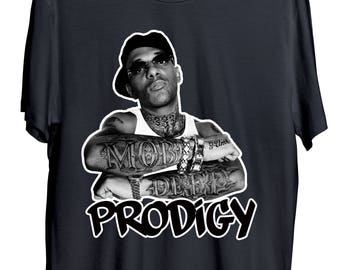 Prodigy/Mobb Deep/RIP T-Shirt