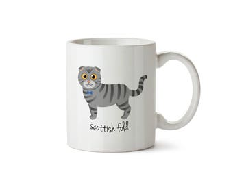 Scottish Fold Mug (boy)