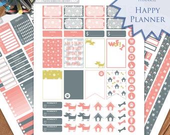 Pet Planner Stickers