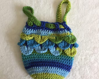 Mermaid children's purse