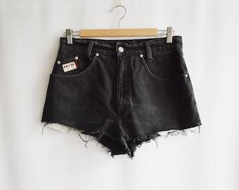 Short Vintage black short