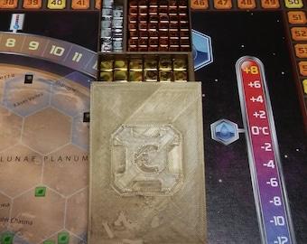 Terraforming Mars Game Gear : Resource Cube Holder