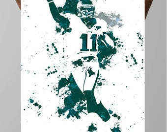Eagles Poster Etsy