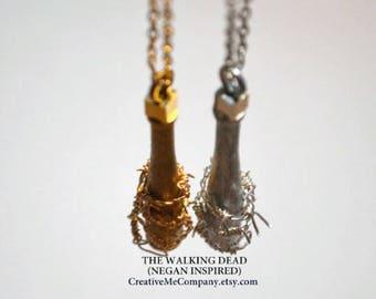 The Walking Dead / Walking Dead / Negan / Lucille Bat / Negan's Bat / Lucille Necklace