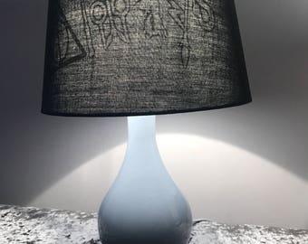 Always Harry Potter hallows sirus snape lamp