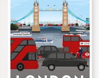 Tower Bridge – London England