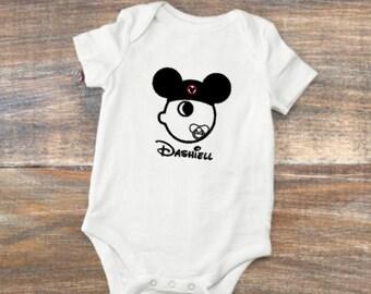 Baby Boh Disney Shirt