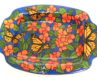 Monarch Tray (Item#30)