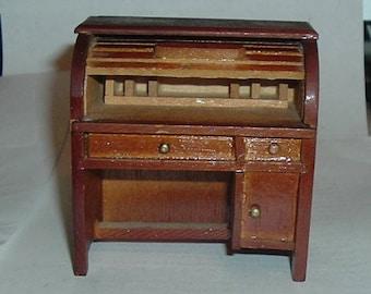 Miniature  - ROLL TOP DESK (Blockhouse)