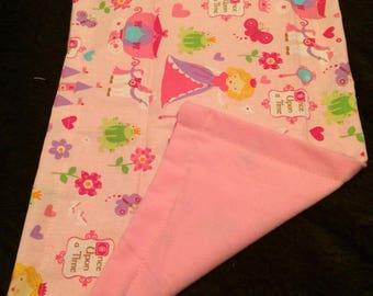 Baby burping cloth