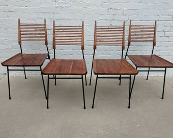 Mid Century Modern Paul McCobb Reproduction Shovel Chairs