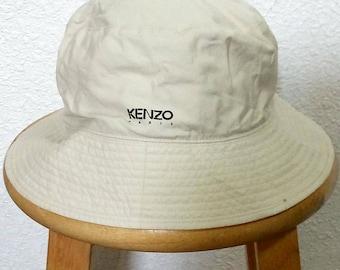 Vintage kenzo bucket hat