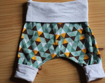 Grow-With-Me Pants - Newborn to 6 months