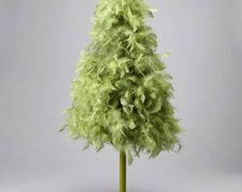 """32"""" Inch Apple """"American"""" Feather Tree"""