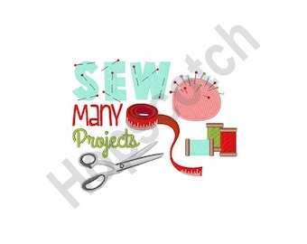 Sewing - Machine Embroidery Design