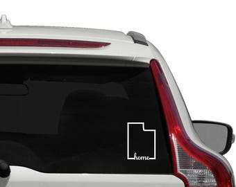 Utah Sticker Etsy - Custom vinyl decals utah