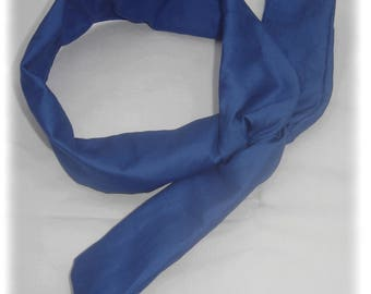 Headband * headband * headband * plain blue, soft wire