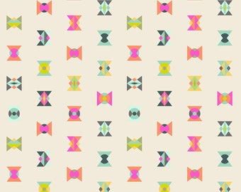 Pre-Order Tula Pink Spirit Animal Cotton Fabric - By the Yard - Available September 2017