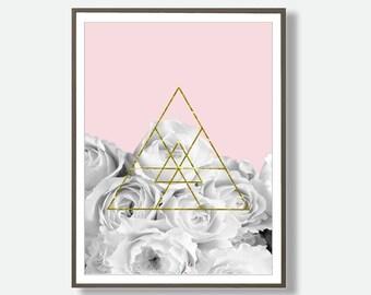 Rose Print, Instant Rose Prints, Rose Print Download, Digital Rose Print, Rose Digital Prints, Rose Photography, Rose Photo Print, Rose Art