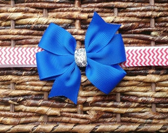 4th of July baby headband | Baby bow
