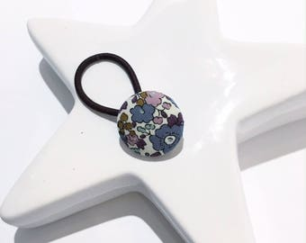 Elastic button 23mm Liberty betsy ann fig